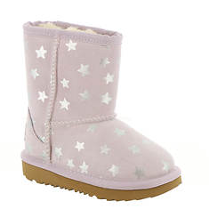 UGG® Classic Short II Stars Toddler (Girls' Toddler)
