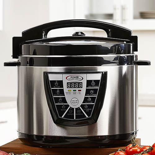 10 Quart Power Pressure Cooker Xl Stoneberry