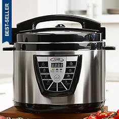 10-Quart Power Pressure Cooker XL