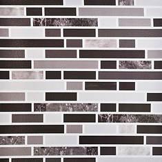 Backsplash Tiles-Silver