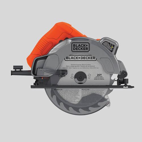 Black & Decker Circular Saw with Laser