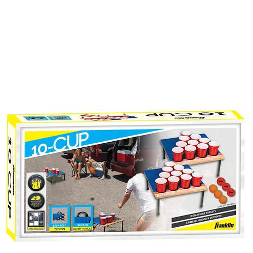 Franklin Sports-Fold-N-Go 10 Cup