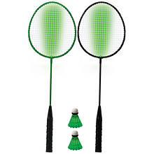 Franklin Sports 2-Player LED Badminton Set