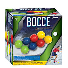 Franklin Sports-Recreational 90mm Bocce Set
