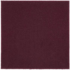 Peel and Stick Carpet Tiles-Burgundy