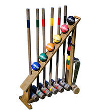Franklin Sports-Vintage Croquet
