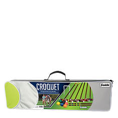 Franklin Sports-Intermediate 6-Player Croquet Set