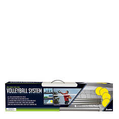 Franklin Sports-Volleyball Net/Post Set