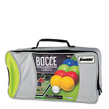 Franklin Sports-Intermediate 100mm Bocce Set