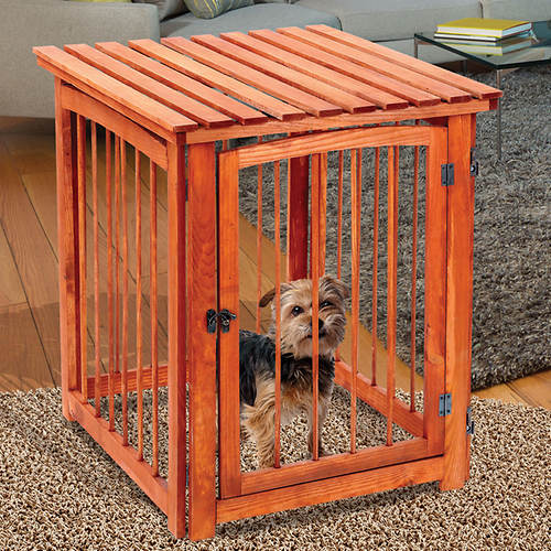 Wooden 3-in-1 Gate, Crate and Table