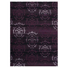 Dallas 3-Pc. Rug Set-Countess Plum