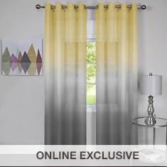 Rainbow Curtain Panel
