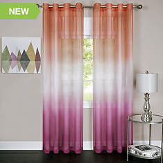 Rainbow Curtain Panel