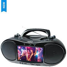 Naxa Boombox With LCD Screen