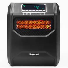 Lifesmart Infrared Quartz Heater - Opened Item