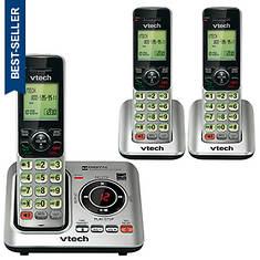 VTech Cordless Phone Base + 2 Handsets
