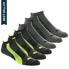 PUMA Men's P108268ZZ Low Cut 6 Pack