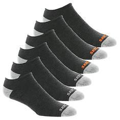 Skechers Men's S108262 No Show 6 Pack