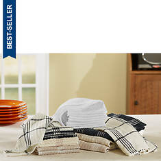 20-Piece Dish Towel Set