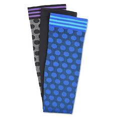 Comfortiva Women's Knee-High Compression Socks - 3-Pack