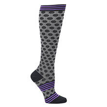 Comfortiva Women's Knee-High Compression Socks - Single Pair