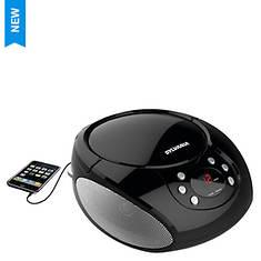 Sylvania CD Player with AM/FM Radio