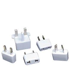 Lenmar International AC Plug Converter Set
