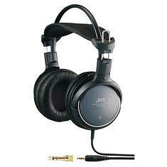 JVC Full-Size Headphones