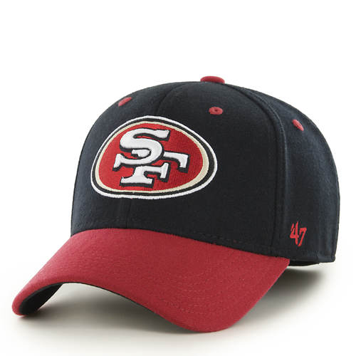 NFL Kick-Off Two-Tone Contender Hat By Forty Seven Brand
