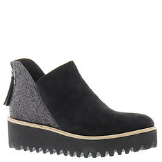 ALL BLACK Flatform Tread Shootie (Women's)