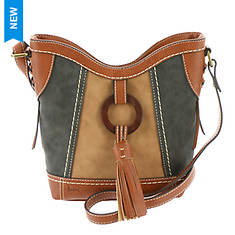BOC Women's Round Rock Tulip Crossbody Bag