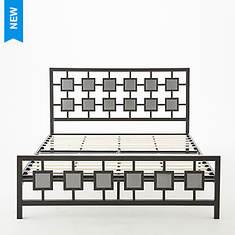 Pure Form Brenda Platform Bed - Queen