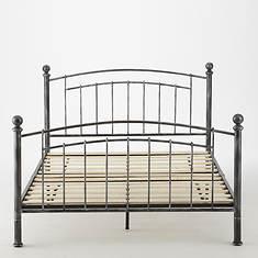 Pure Form Gaby Platform Bed - Queen