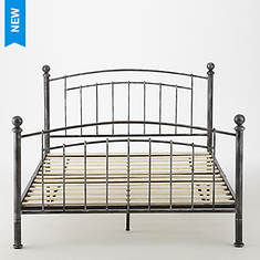 Pure Form Gaby Platform Bed - Queen