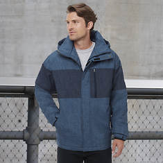 Men's Colorblock Jacket