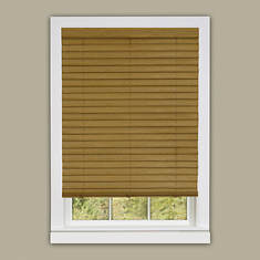 Cordless Luna Vinyl Plantation Blind