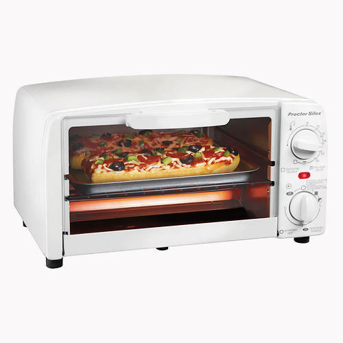 Proctor Silex® 4 Slice Toaster Oven