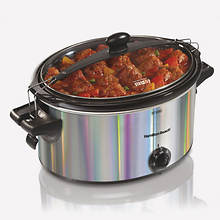 Hamilton Beach® Stay or Go 5 Qt. Slow Cooker