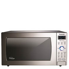 Panasonic 1.6 Cubic Ft Stainless Steel Microwave