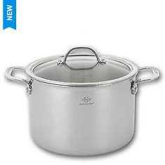 Lenox 8-Quart Stainless Steel Stock Pot and Lid