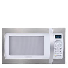 Farberware Professional 1.3 Cubic Ft Stainless Steel 1100W Microwave