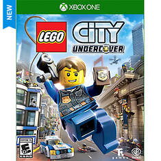 Warner Bros. Xbox One LEGO City Undercover