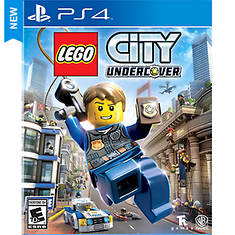 Warner Bros. PS4 Lego City Undercover