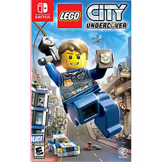 Warner Bros. SWITCH Lego City Undercover