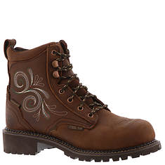 Justin Original Workboots Katerina Waterproof Steel Toe (Women's)