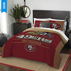 NFL Comforter & Sham Set By The Northwest Company