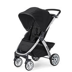 Chicco Bravo Quick-Fold Stroller - Ombra