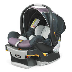 Chicco KeyFit 30 Zip Air Infant Car Seat and Base