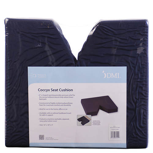 DMI Coccyx Seat Cushion without Insert