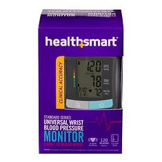 HealthSmart Standard Wrist Digital Blood Pressure Monitor